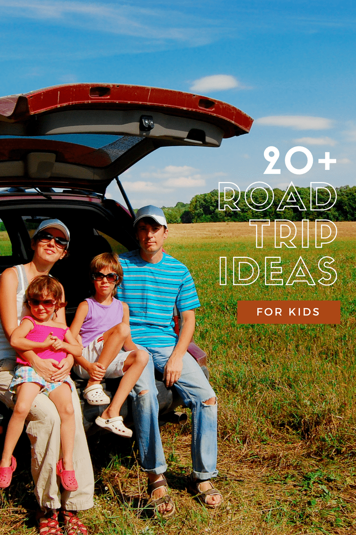 These fun road trip games for kids will keep them entertained for hours! Includes printables, games, activities, and ideas.