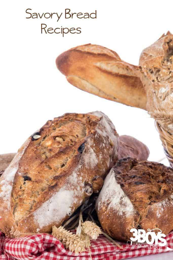 Savory Bread Recipes for Dinner