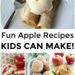 30 Fun Apple Recipes Kids Can Make