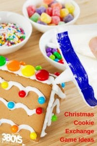 Cookie Exchange Game Ideas