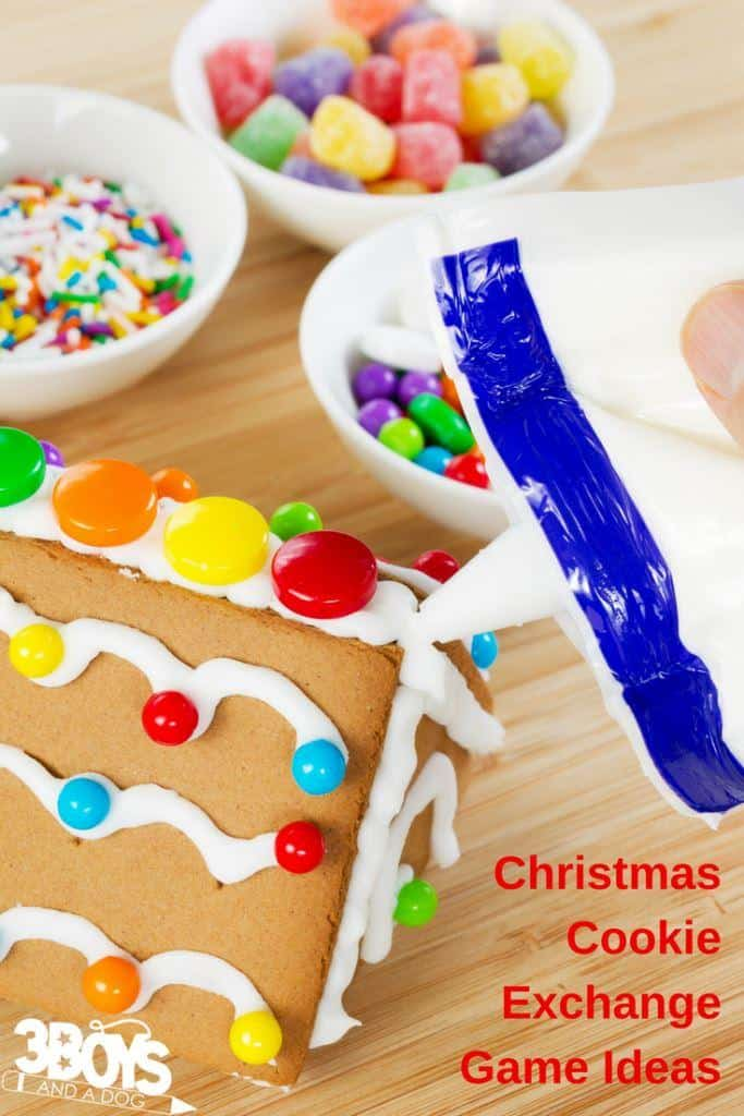 Games to play at your annual Christmas cookie exchange