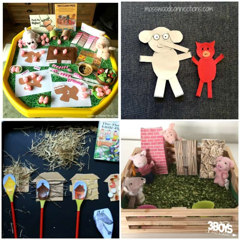 Fun Pig Activities for Toddlers to Try