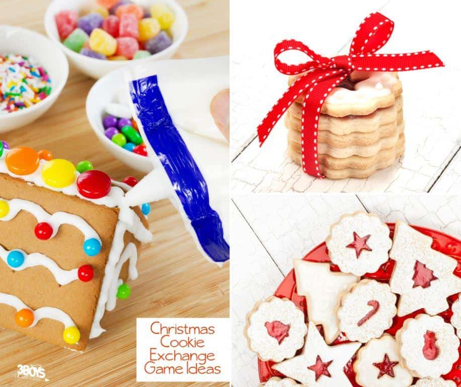 Christmas Cookie Exchange Game Ideas