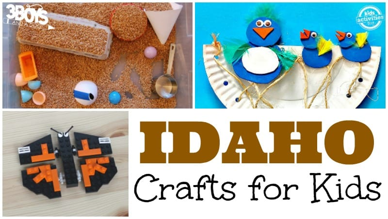 Idaho Crafts for Kids to Make