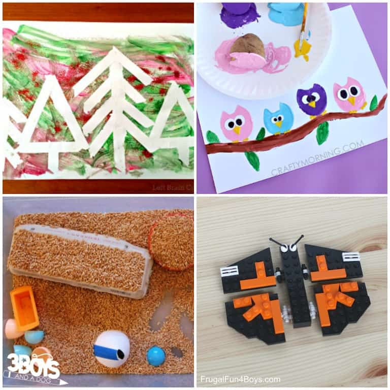 Idaho Crafts for Kids to Try