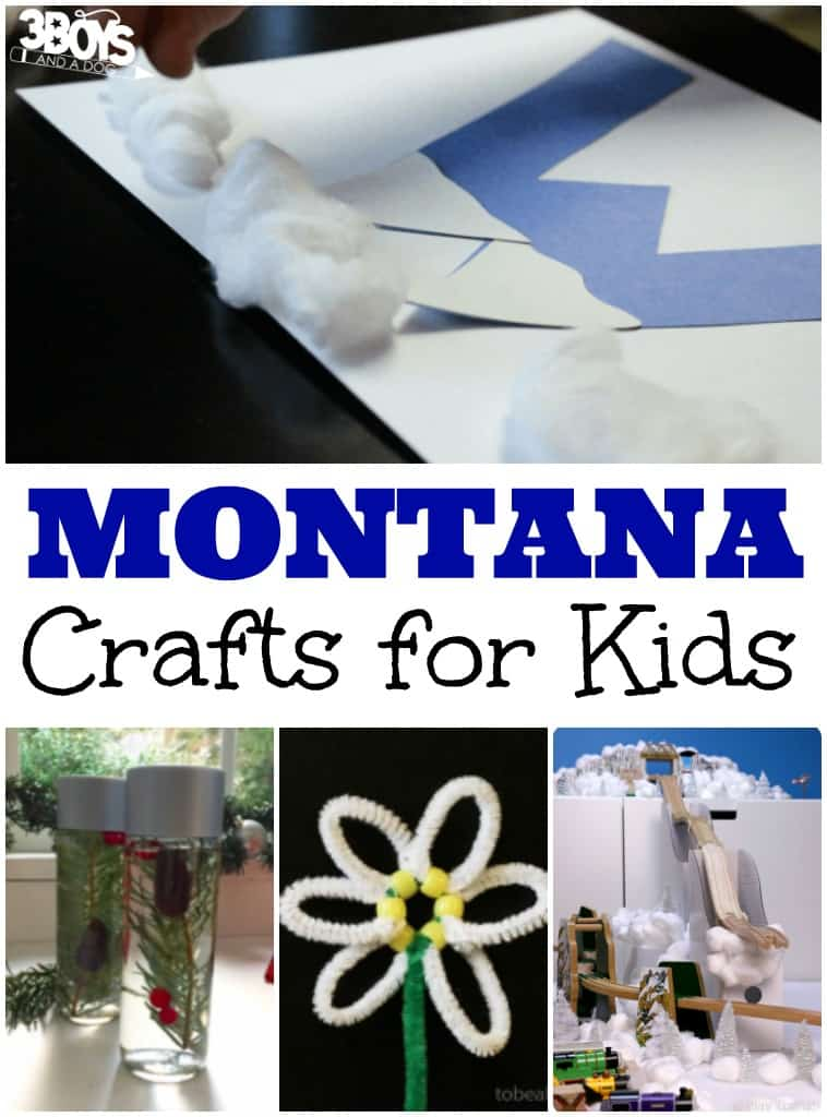 Montana Crafts for Kids