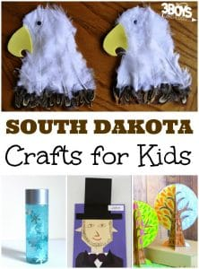South Dakota Crafts for Kids