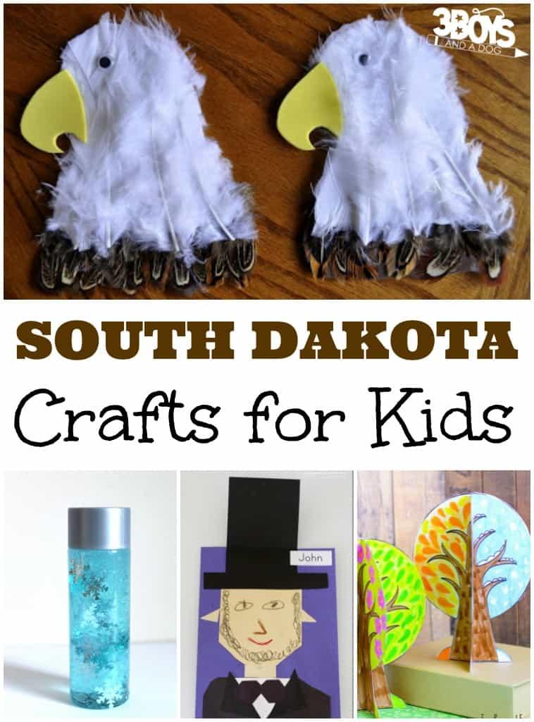 South Dakota Crafts for Kids