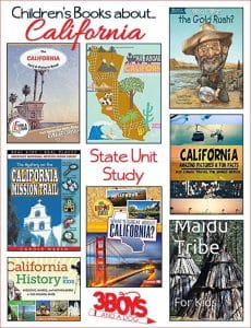 State of California Books for Kids