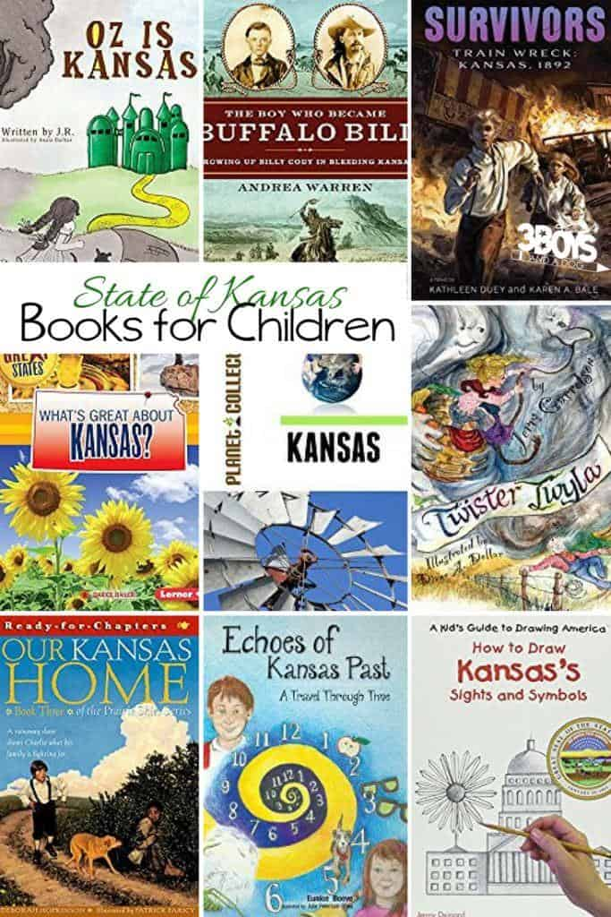 These books contain so much information about the long and varied History of this great State as well as stories about people from Kansas.