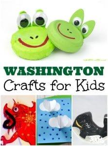 Washington Crafts for Kids