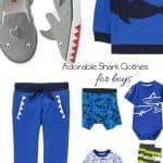 Adorable Shark Outfits for Boys