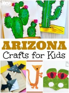 Arizona Crafts for Kids