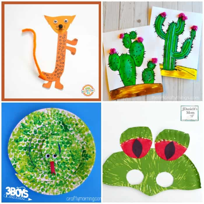 Arizona Crafts for Kids to Try