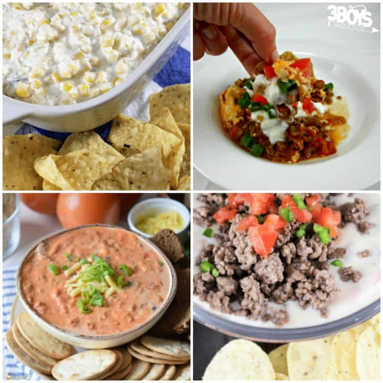 Delicious Crockpot Dips for Football Season