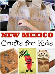 New Mexico Crafts for Kids