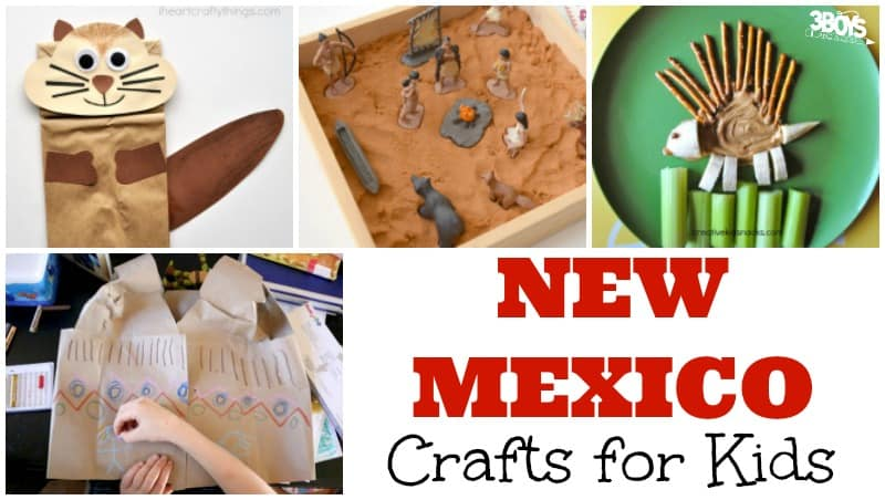 New Mexico Crafts for Kids to Make