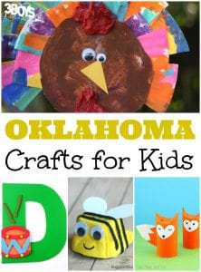 Oklahoma Crafts for Kids