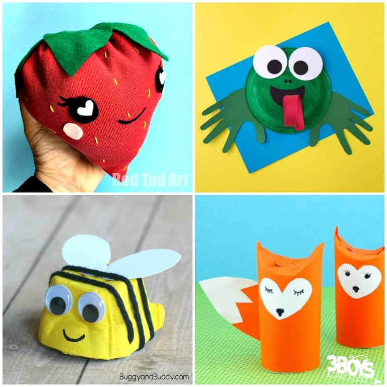 Oklahoma Crafts for Kids to Try