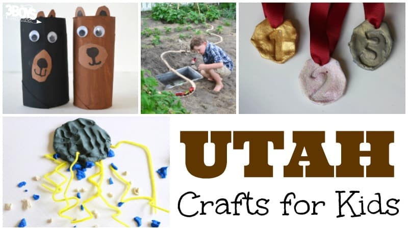 Utah Crafts for Kids to Make