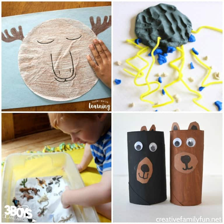 Utah Crafts for Kids to Try