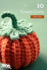 30 Pumpkin Crafts to Make This Fall