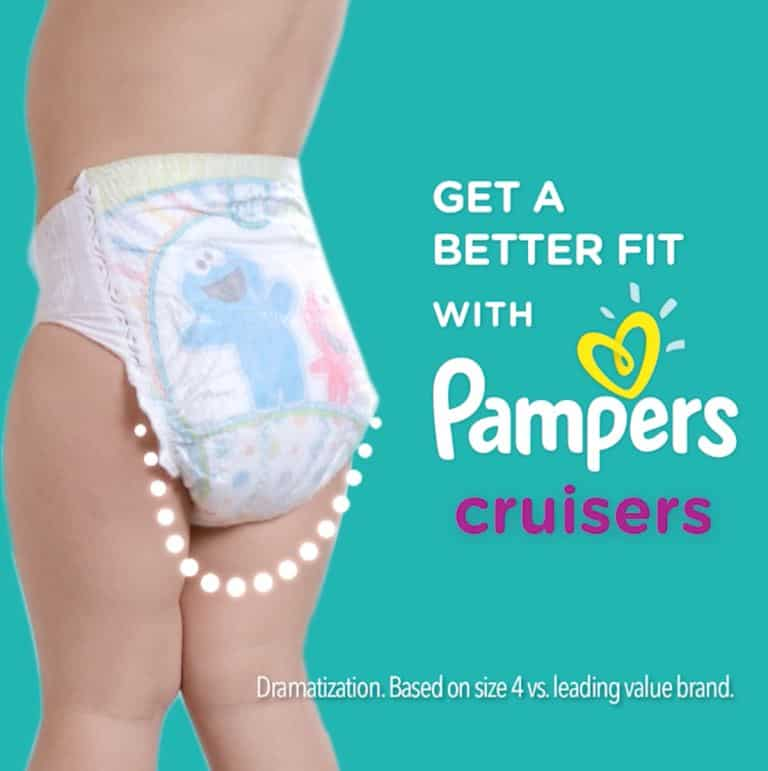 Sam's Club has an offer through October 31 for $8 off the purchase of two Pampers diapers or wipes items AND free shipping or Club Pickup. Because chasing toddlers in public places is no fun, Club Pickup and the Sam's Scan & Go app let busy parents bypass the register and make stocking up with a new kiddo on the move even easier.