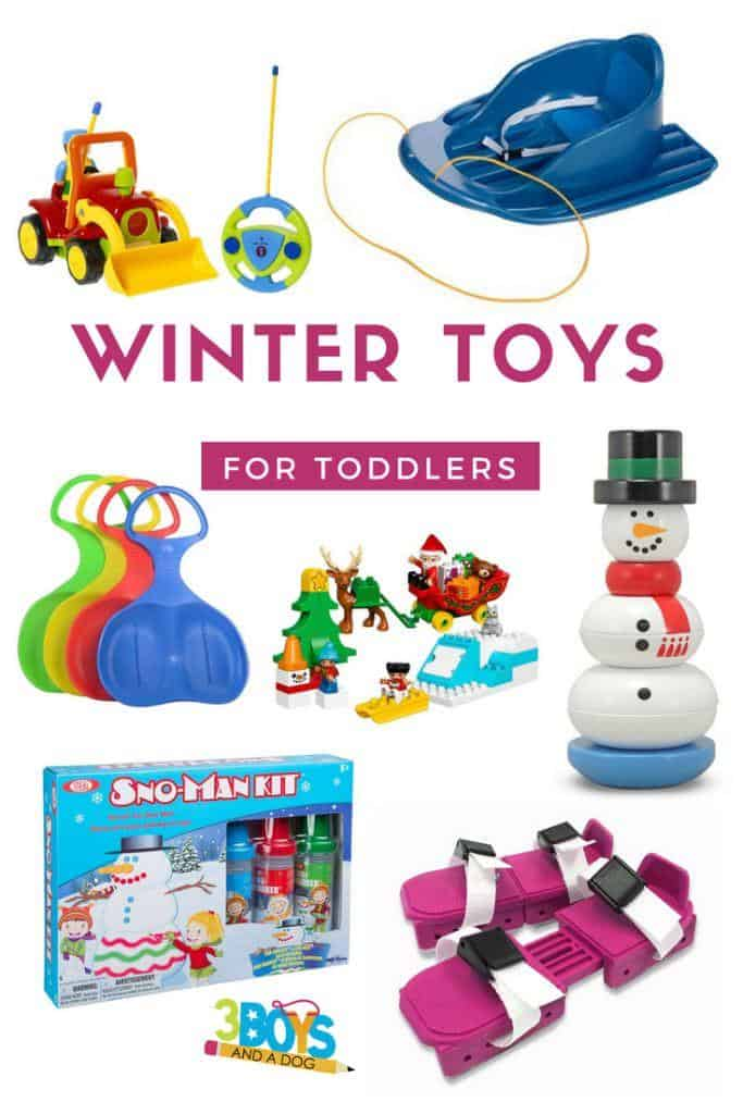Winter Toys for Toddlers