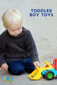 Fun Toddler Toys for Boys