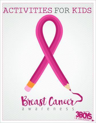 Breast Cancer Awareness Activities for Children =