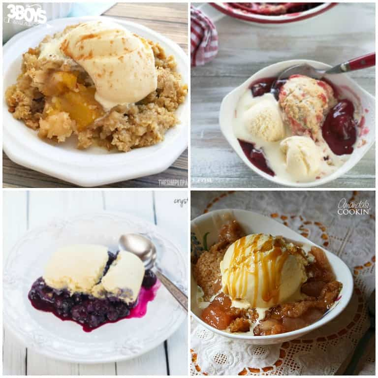 Delicious Cobbler Recipes to Make