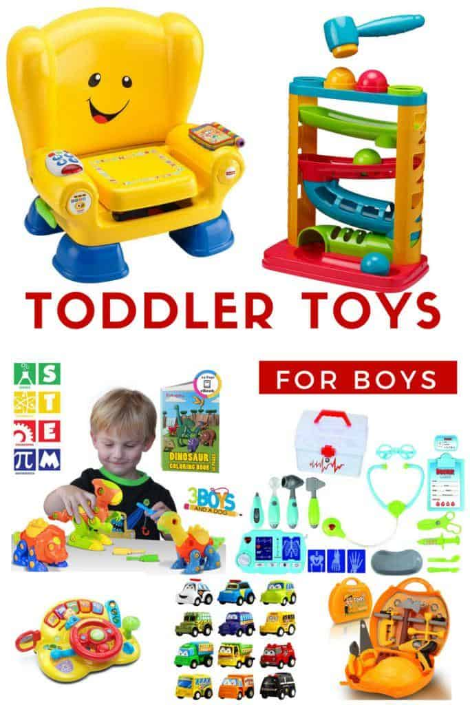 Boy Toddler Toys