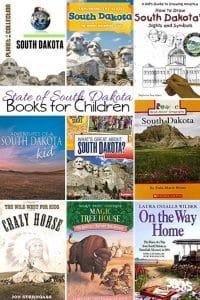 South Dakota State Books for Kids