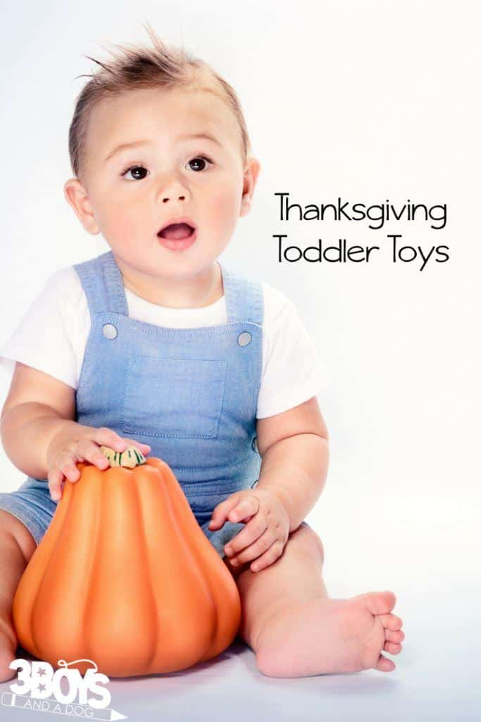 Thanksgiving Toddler Toys