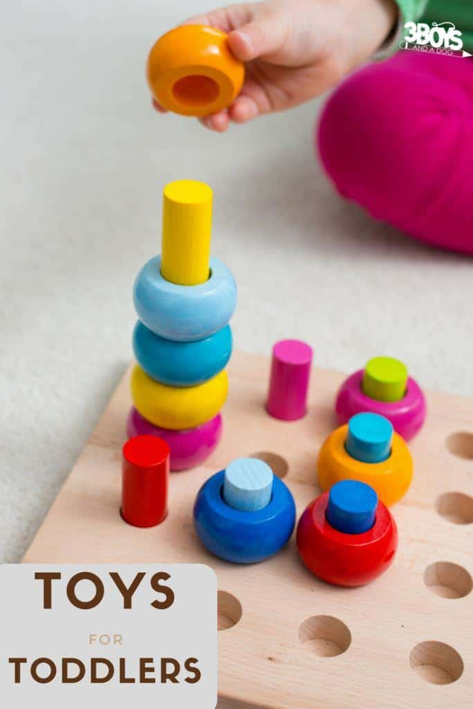 The Ultimate List of Toddler Toys