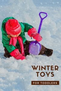 Avoid the winter blues with these fun toddler toys