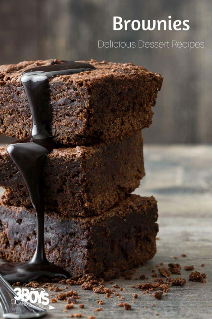 make your own brownie recipes for dessert