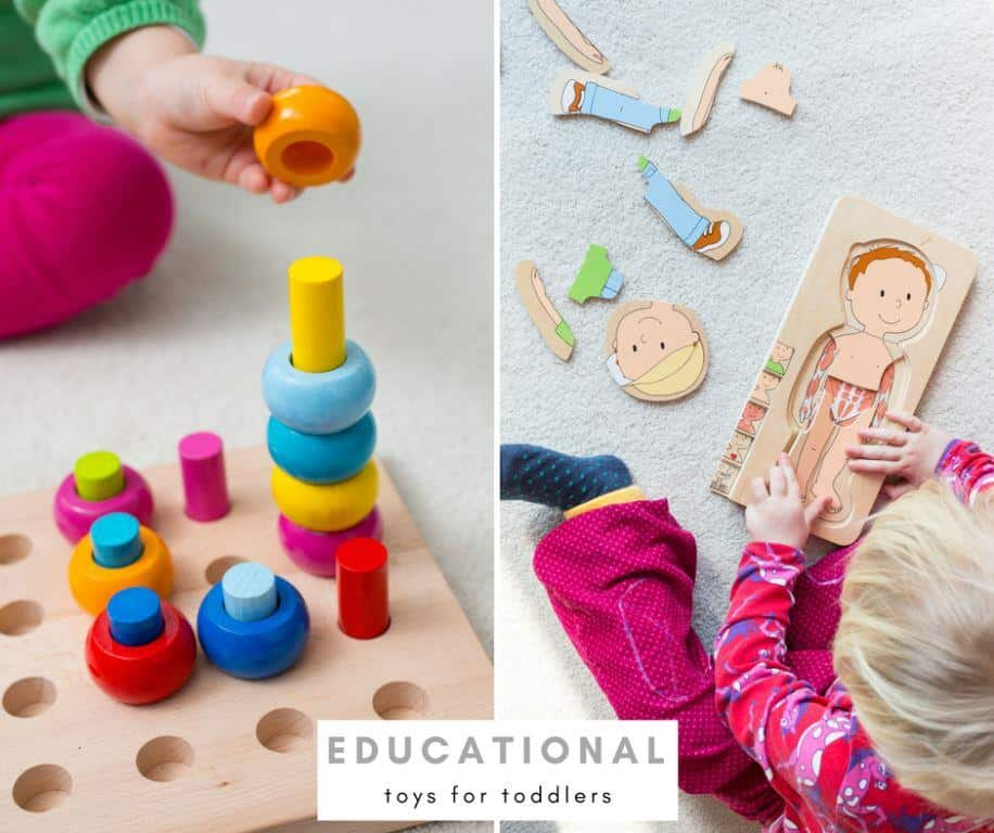 toddler toys to facilitate learning
