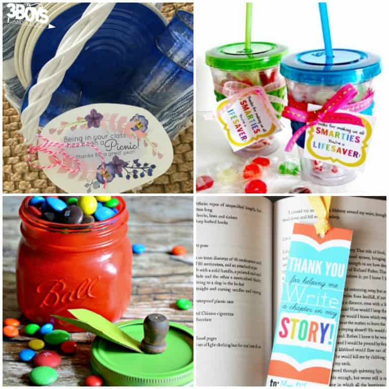 Cute Teacher Appreciation Kid Activities