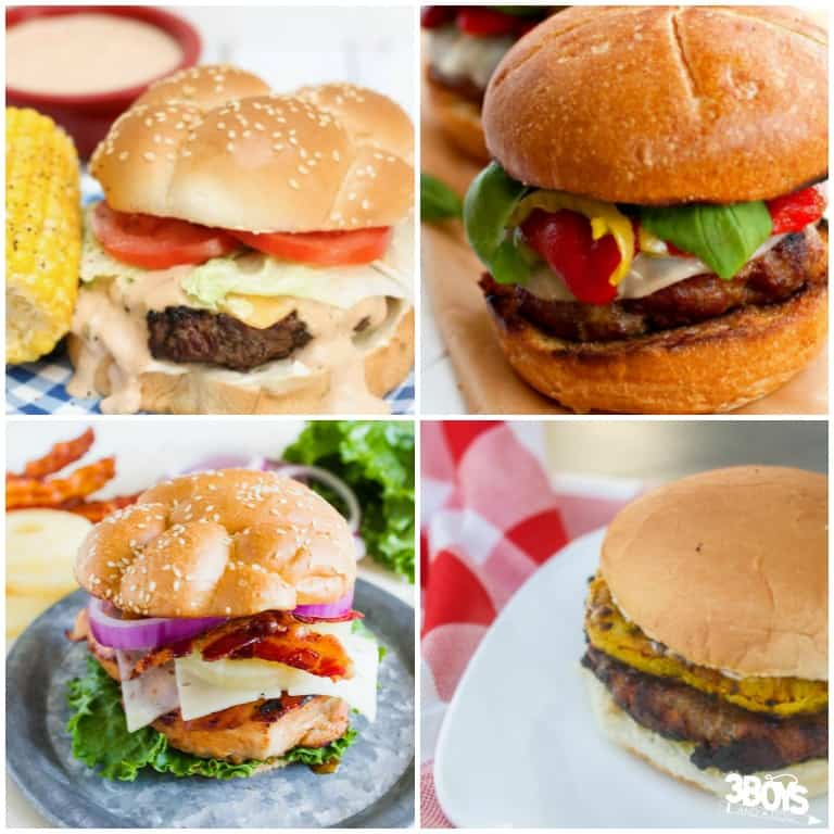 Easy Hamburger Patty Recipes to Try