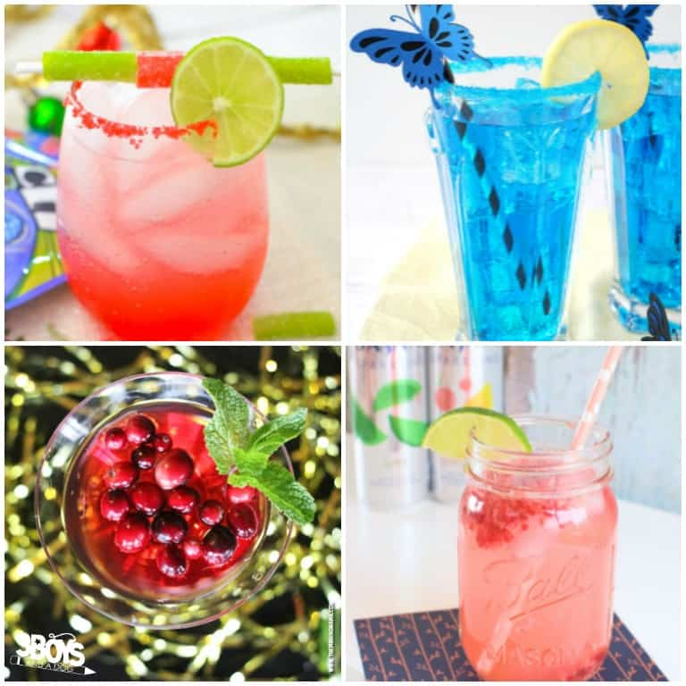 Mocktail Recipes for Teenagers to Try
