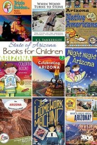 Arizona State Books for Kids