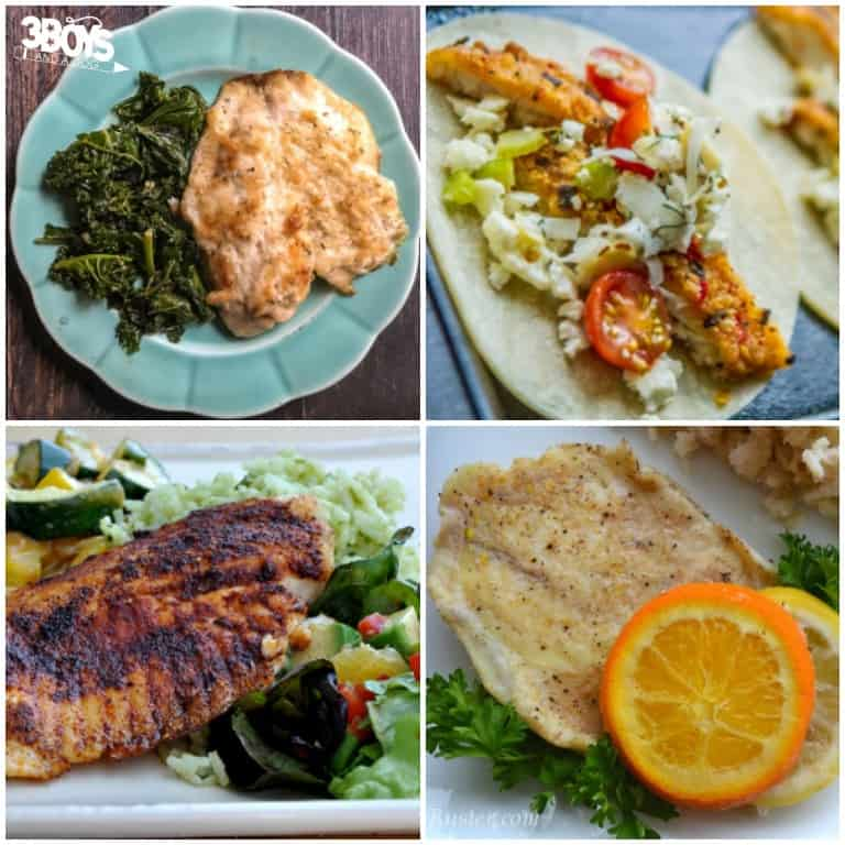 Tasty Tilapia Recipes to Make for the Family