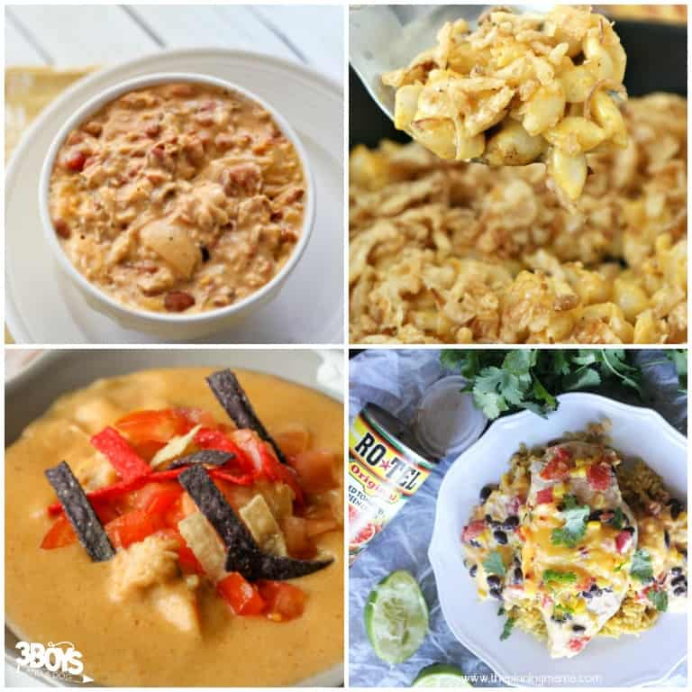 Velveeta Dinner Recipes to Try