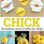 Chick Activities and Crafts for Kids