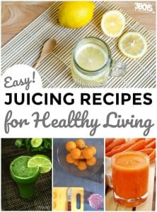 Easy Juicing Recipes for Healthy Living