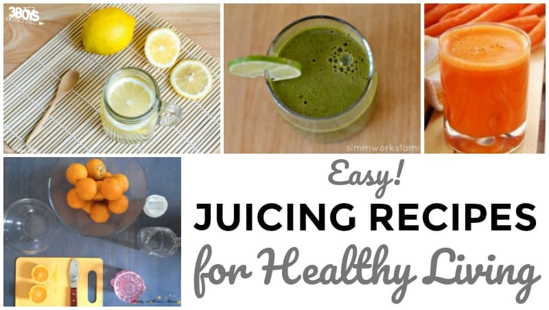 Easy Juicing Recipes