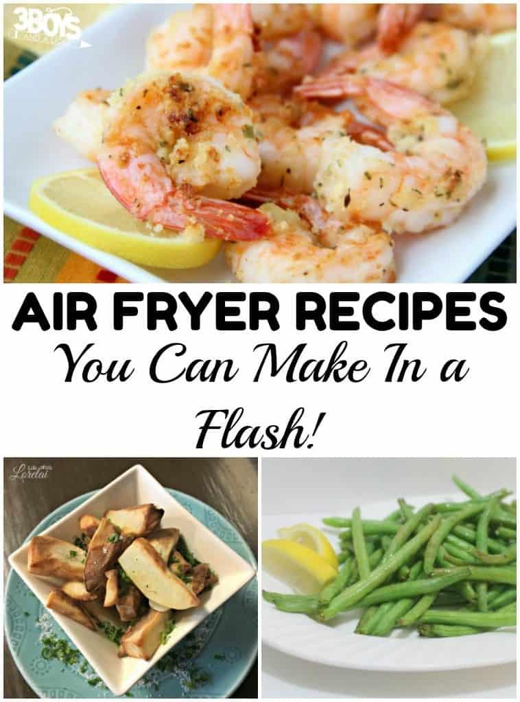 Fast Air Fryer Recipes