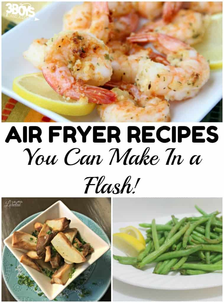 Fast Air Fryer Recipes