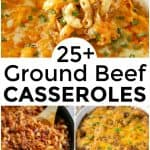 Over 25 Hamburger Meat Casserole Recipes
